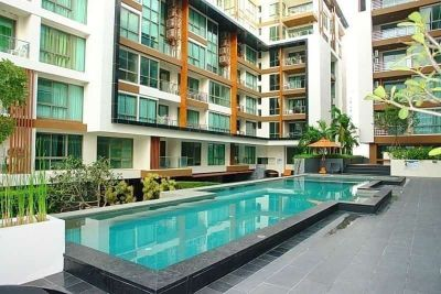 Beautiful Fully Renovated 1 Bed. Condo For Sale in Pattaya City!!