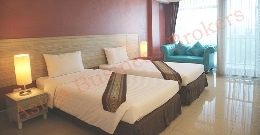 5703002 Profitable Hotel with License near Suvarnabhumi Airport