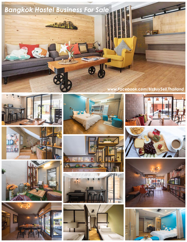 Best Licensed Hostel in Thonglor