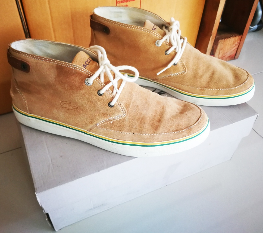 LACOSTE shoes original - size 43 - second hand