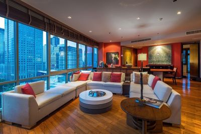 The Lakes Asoke luxury 3 bedrooms condominium for sale in the heart of