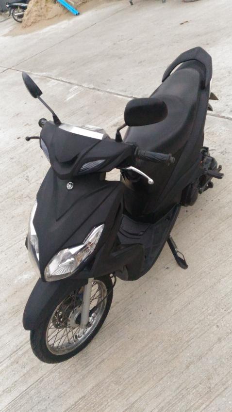 Yamaha mio 125 rr, 15000 bath