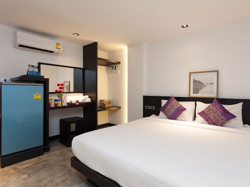 49 room patong boutique hotel