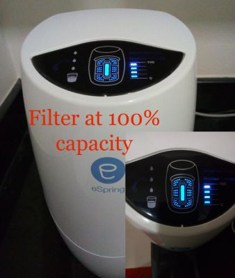 Amway eSpring Water Filtration System