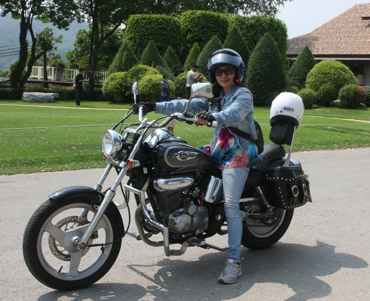 Honda Phantom 200cc in Korat, very good condition 42,000