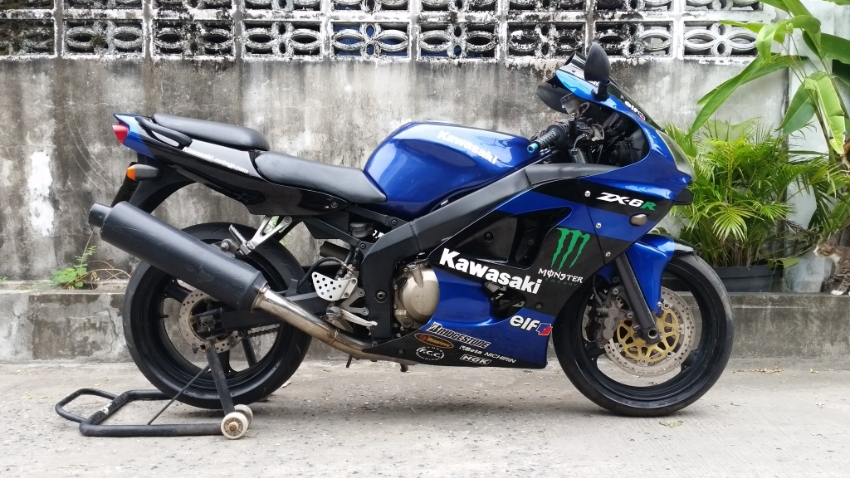 Kawasaki ZX6R for sale !!! ( Trade ins welcome )