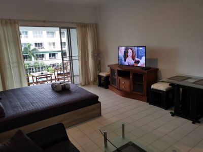 To Rent Condo at Baan Suan Lalana 190DAE - 41 M² -3th level