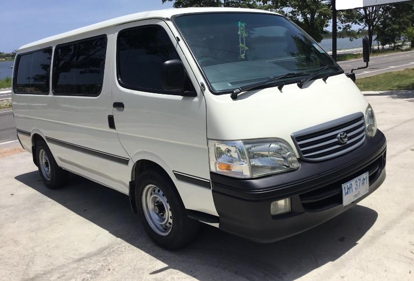 Toyota Hiace 2000 3.0L