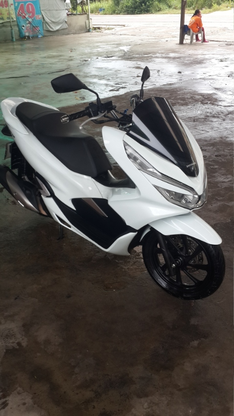 Honda PCX from 2018