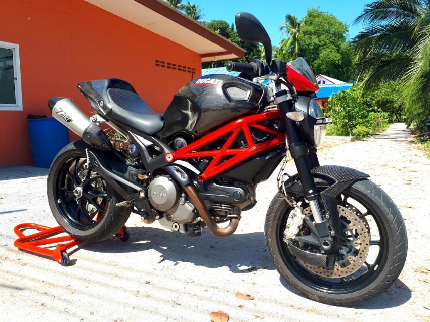 2014 Ducati Monster 796 Carbontek Special