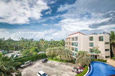 45sqm apartment for sale Avanta condo on Koh Samui