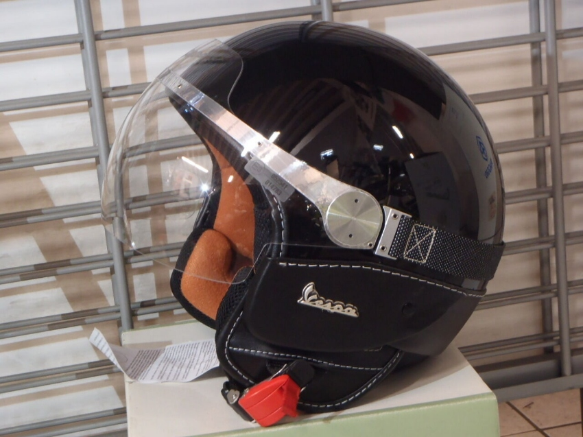 Jet Helmet  Italy Vespa GT Granturismo GTS