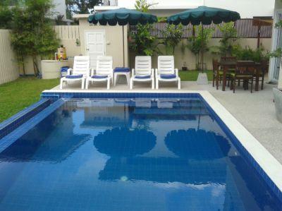 For sale 3 bedrooms pool villa Hua Thanon Koh Samui land 290m²/500m²