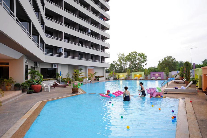 Traditional Excellence – Jomtien One Bedroom