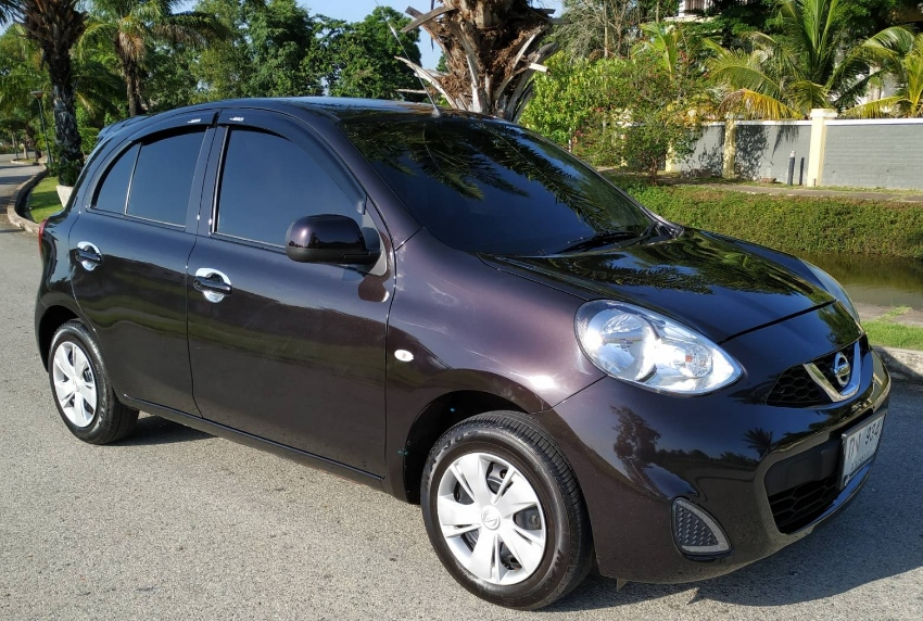 Almost Band-New Nissan March E Auto 2018 Sale by Owner