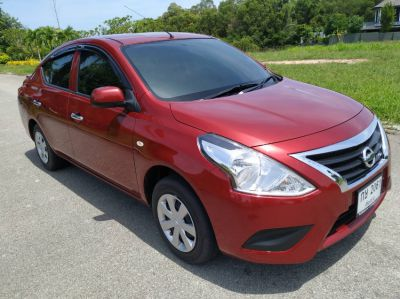 Almost Band-New Nissan Almera E Manual 2018 Sale by Owner