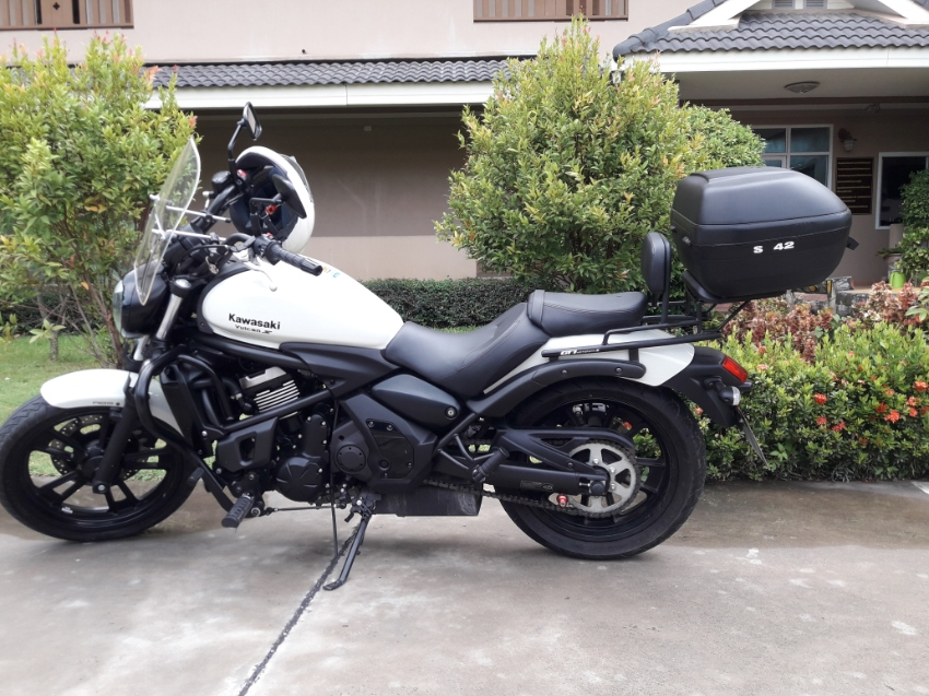 Kawasaki vulcan 650 for sale
