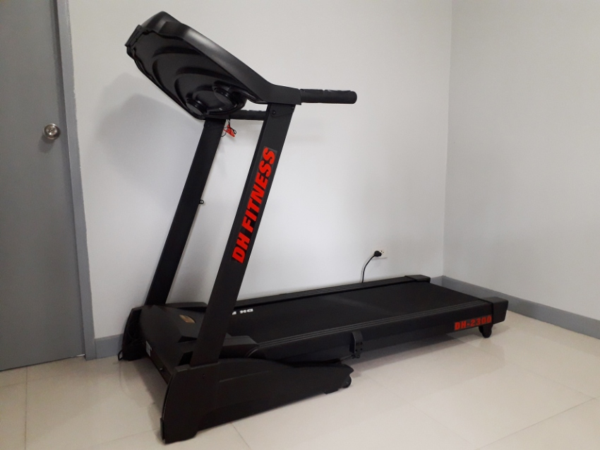 Electric Treadmill, DH Fitness DH-2300, Second Hand