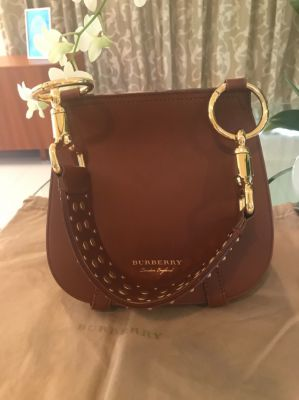 BURBERRY BRIDLE BAG Brand New