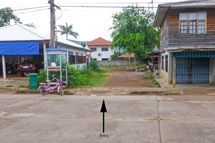 good situated land in Si Chom Phu, Province Khon Kaen