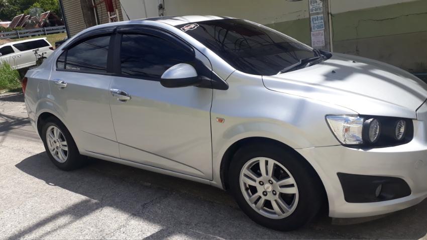 Chevrolet Sonic 2013 AT 1.4 LT