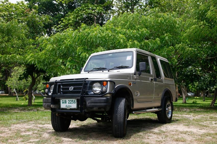 '04 Suzuki Caribian 4x4 MT