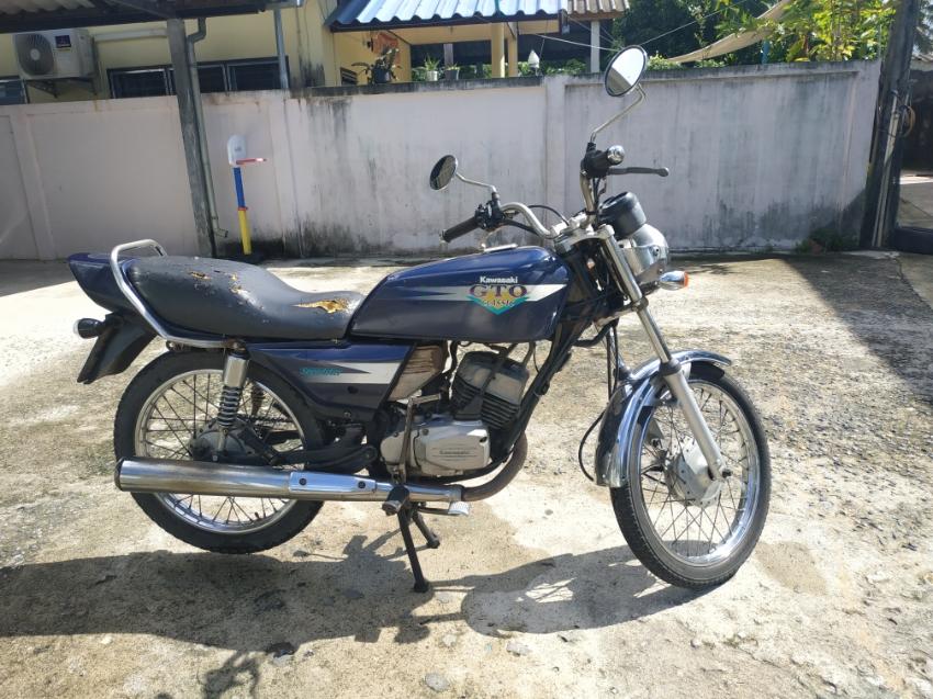 Kawasaki GTO 125