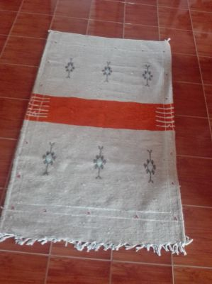 HANDWOVEN BERBER CARPET