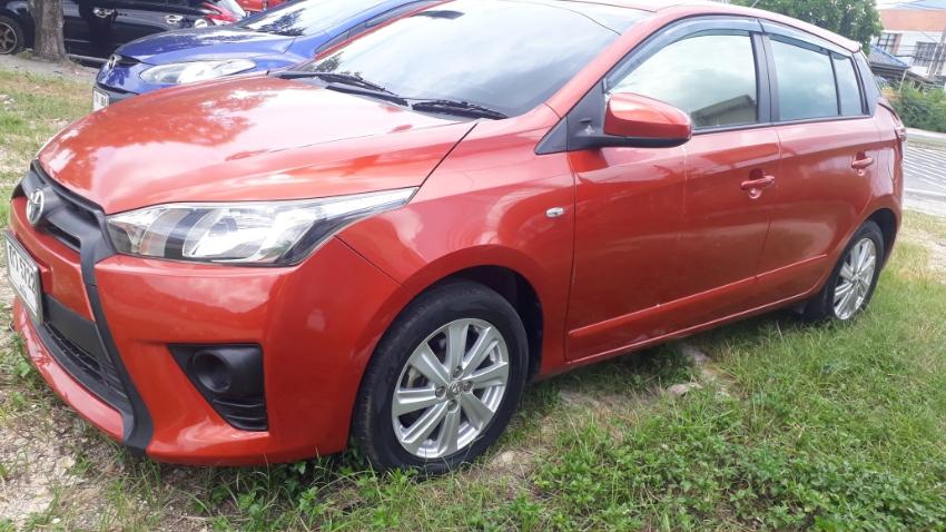 Toyota Yaris 2014 AT 1.2 J