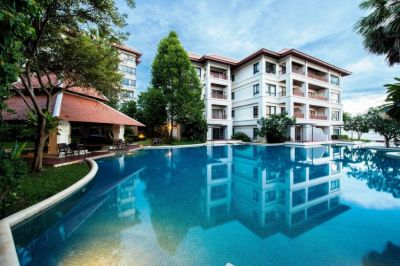 Exceptional Beachfront Apartment in Hua Hin/Khao Tao