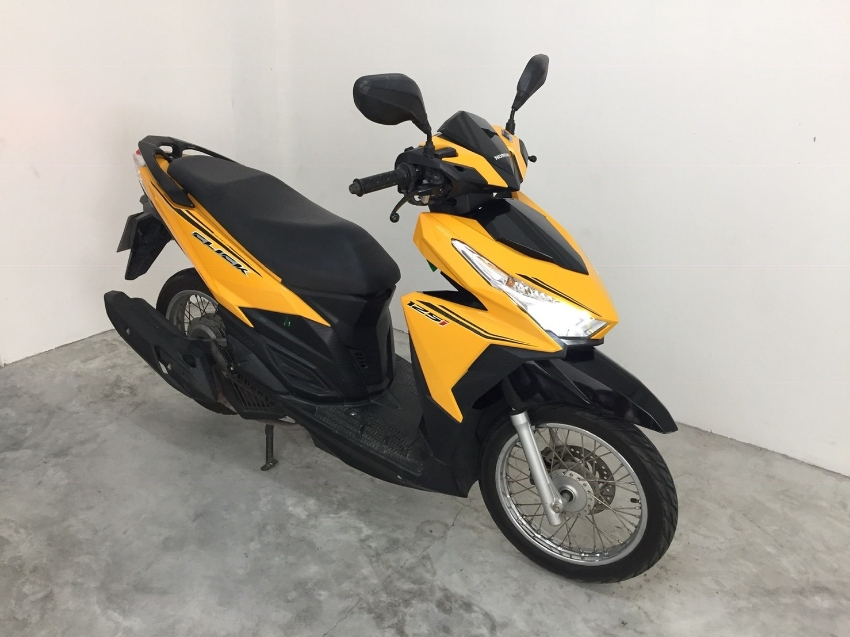 HONDA CLICK 125 LED - EASY FINANCE - 36.950 Bath