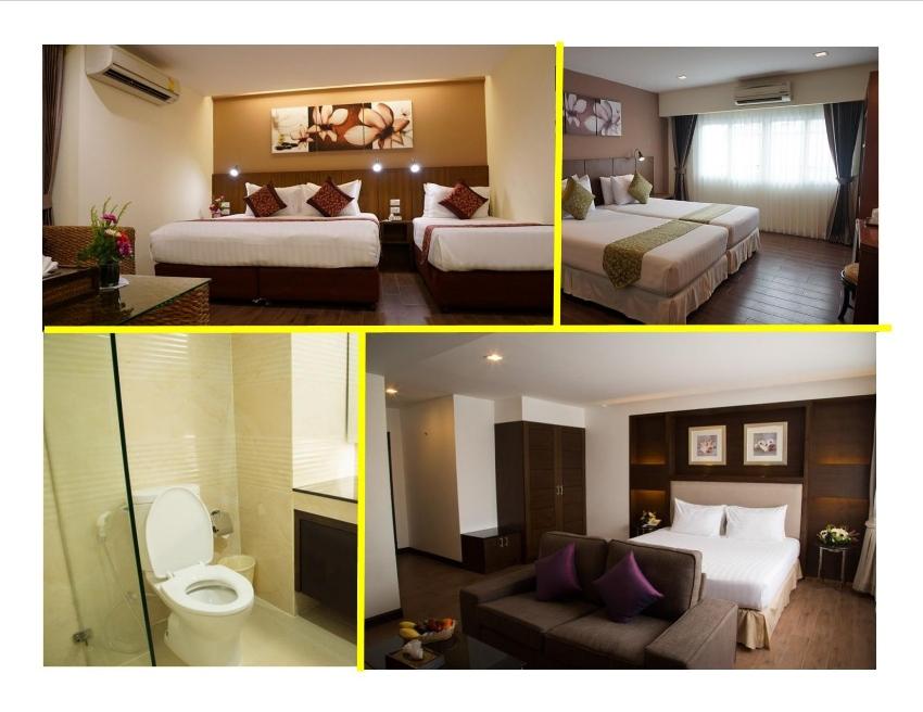 Center Pattaya 79 Room Hotel with Hotel License