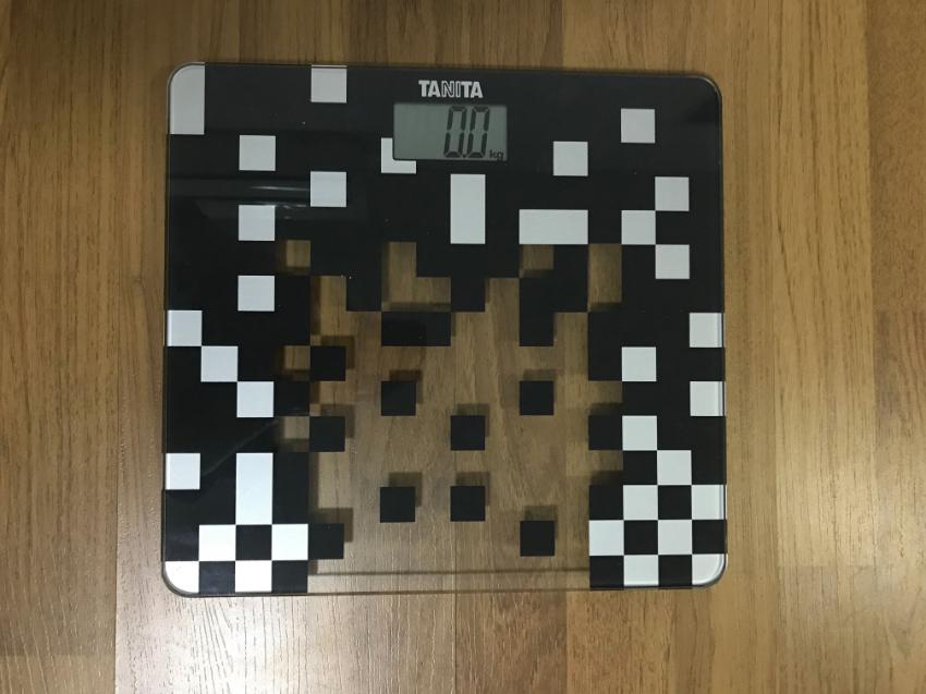 TANITA Digital Bathroom Scale