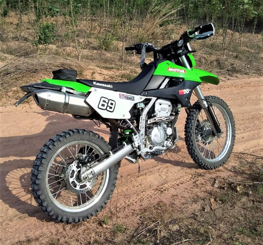 Kawasaki KLX 250 Trail Bike