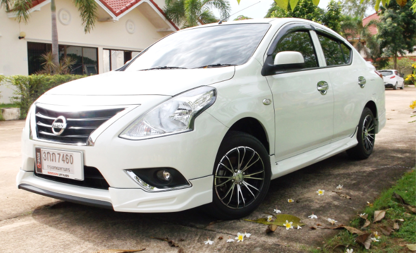 RENT Nissan Almera Autom. only 14000 / per Month