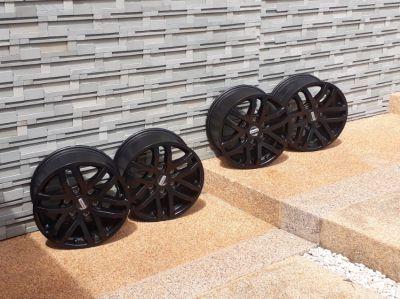 5 mag Wheels ford raptor.  plus 1 bf goodrich new tyre 285 70 17