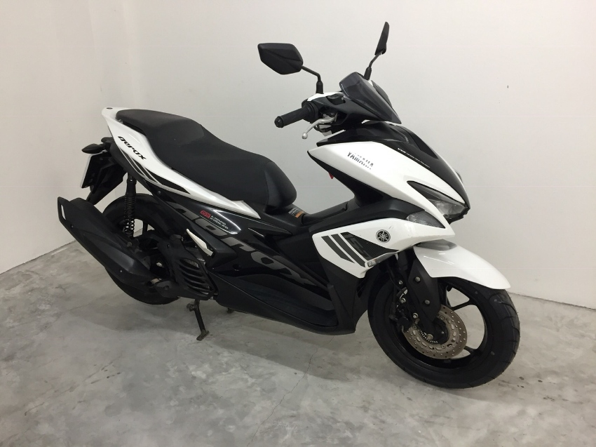 YAMAHA AEROX - EASY FINANCE -