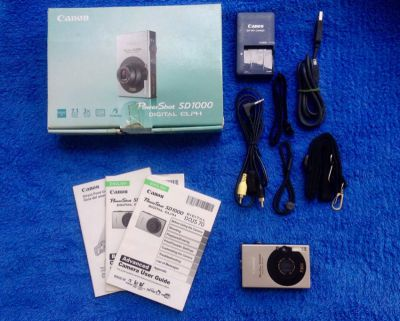 Canon Compact Camera SD1000 priced reduced