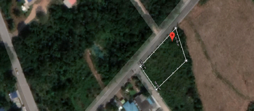 203 Trw land for sale at Sattahip , Pattaya, Chanburi
