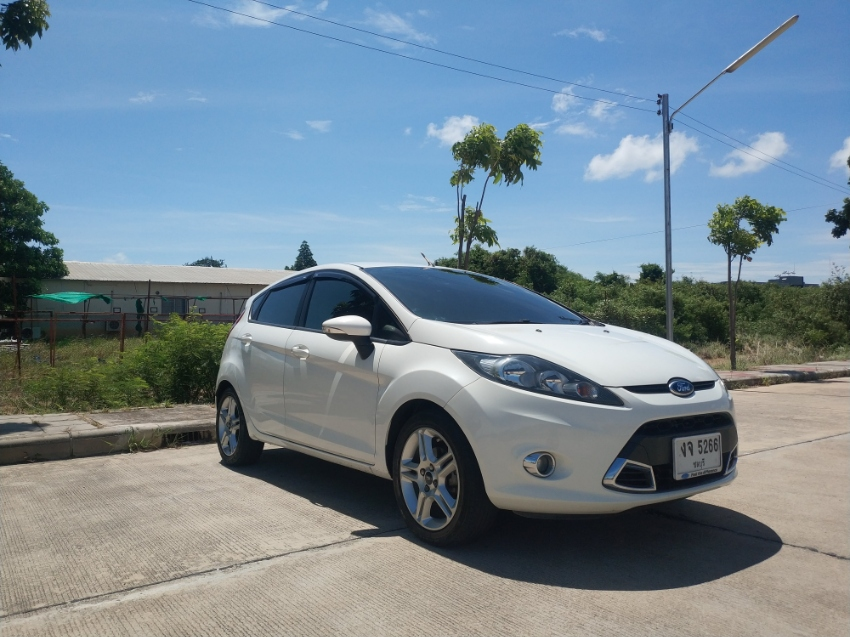2011 Ford Fiesta 1.6 S Top Model