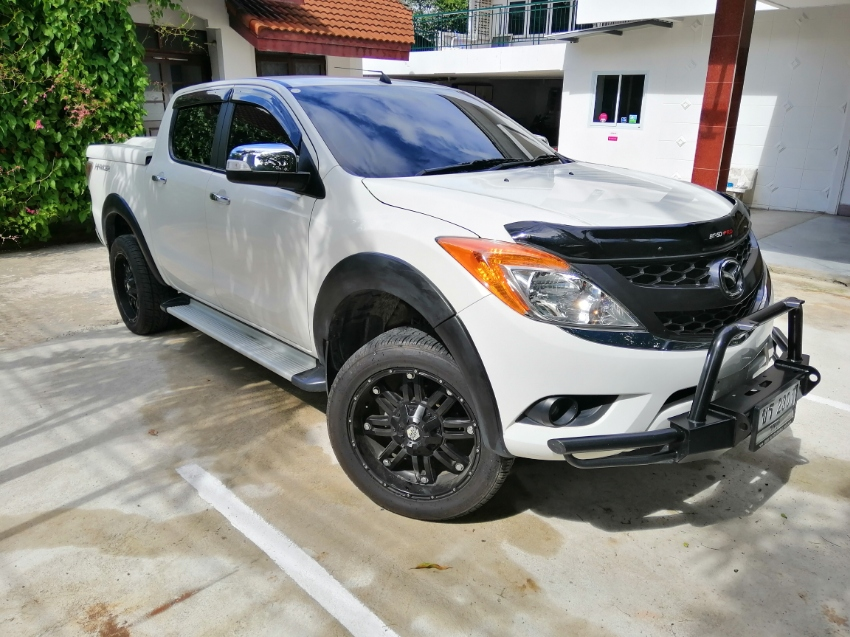 Mazda Bt50 Pro. HI Ricer  DOUB. Cabin 2.2 for sale