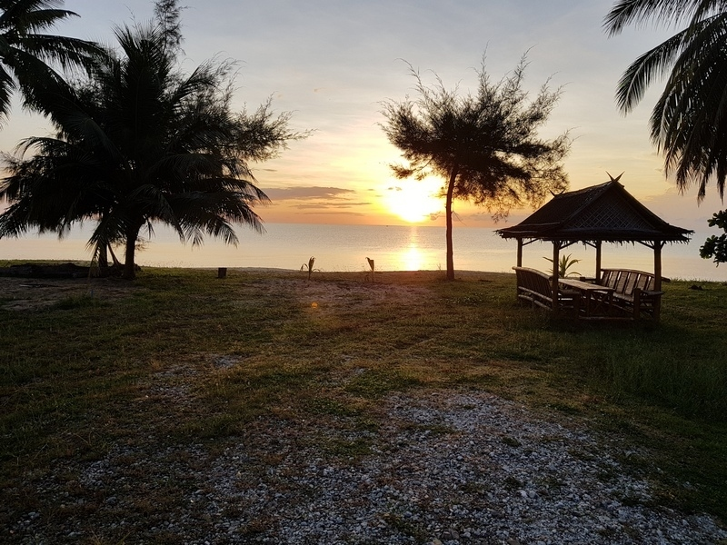 Beautiful Absolute beachfront land for sale