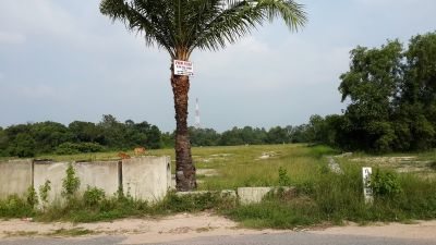 9 Rai, 1 Ngaan, 83sq.Wan of Development Land in Pattaya