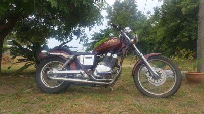 Honda Rebel 250cc Classic Cruiser