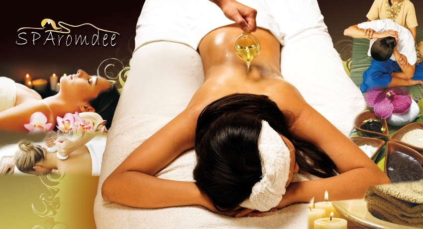 SPAromdee Massage and Body Treatments