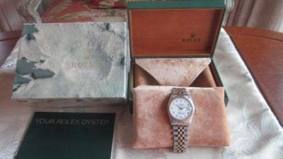 Rolex Oyster Datejust Perpetual 16013