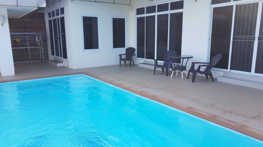 "Ultimate Beach Front Pool Villa ""For Sale"" in BangSaphan."