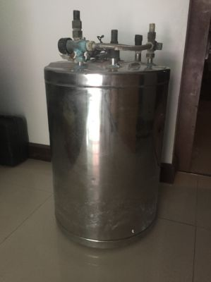 Marine Hot water system