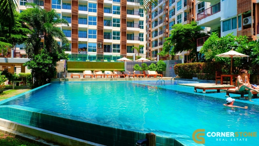 #1002 A Wonderful 2 Bedroom Foreign Name Condo For Sale @ Pattaya City