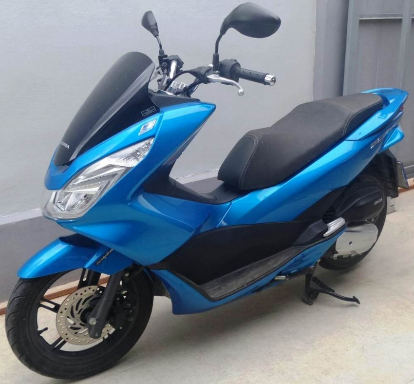 Honda PCX-150 LED Rent Now 2.500 ฿/month (Long term = extra discount)